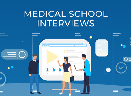 Why Is A Medical School Interview NOT Like Any Interview You Have Done Before?