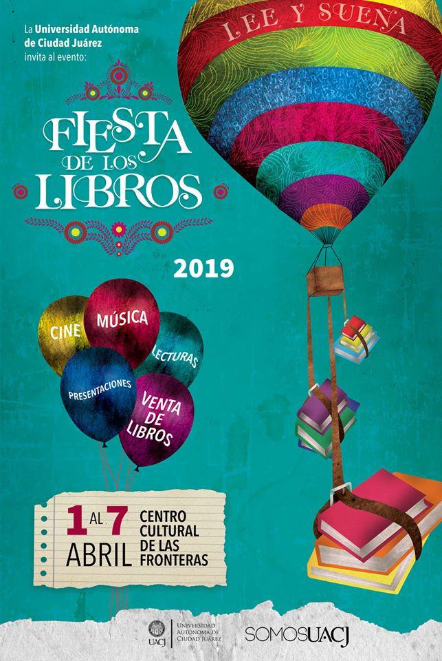 Celebran la Fiesta de los libros