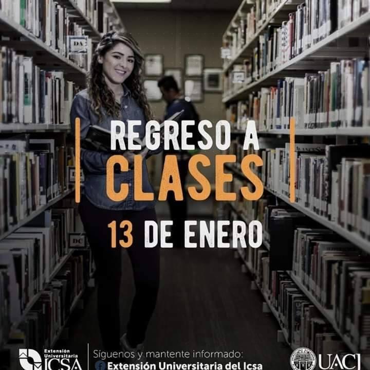 REGRESO A CLASES