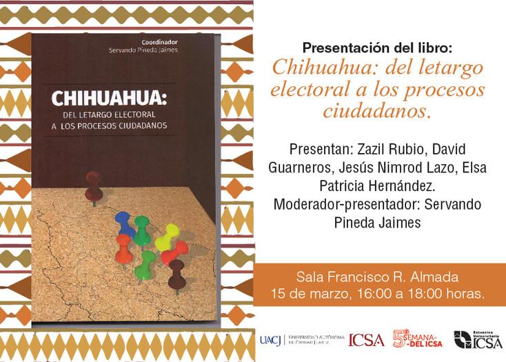 Presentaciones de libros en el marco de la 5a. Semana del ICSA