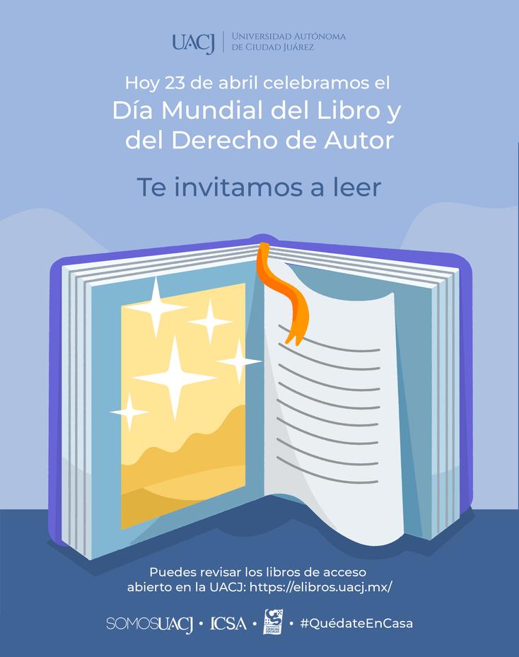 Este 23 de abril: queremos invitarte a celebrar y leer!