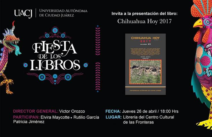 Celebra la UACJ el Día Mundial del Libro  y del Derecho de Autor