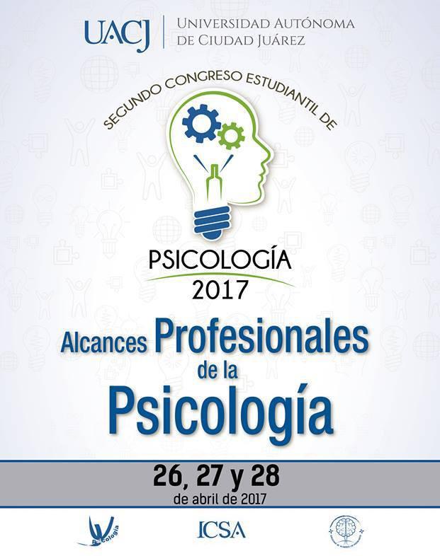 Todo listo para el Congreso Estudiantil de Psicología