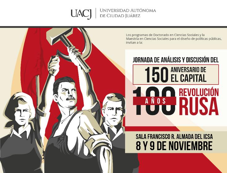 Jornada de análisis y discusión de los 100 años de la Revolución Rusa