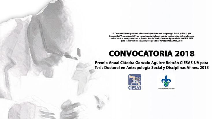 Convocan a Premio para Tesis Doctoral en Antropología Social