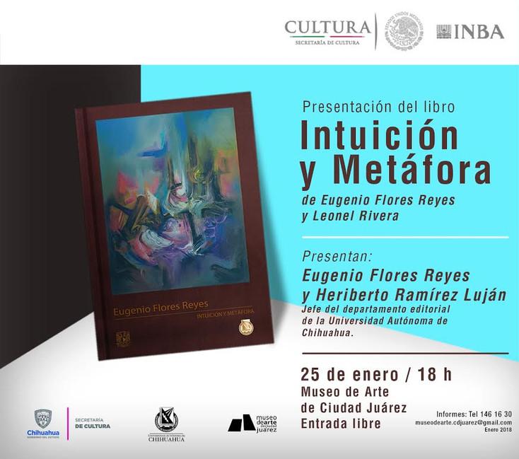 """Presentan el libro """"Intuición y metáfora"""""""