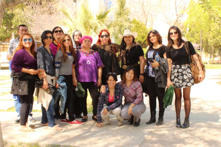 """Día Internacional de la Mujer: Acción global """"Las Mujeres Paramos"""""""