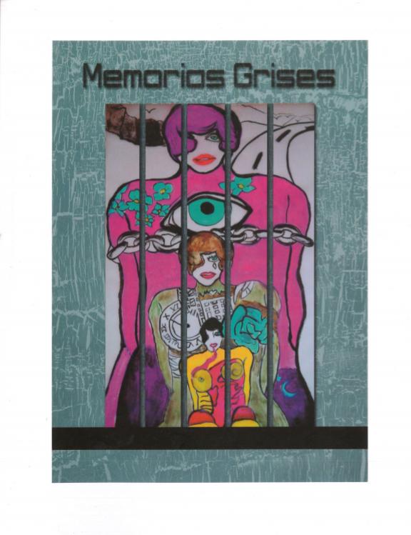 """Presentan """"Memorias grises"""", creación de historias de vida en el CERESO de Ciudad Juárez"""