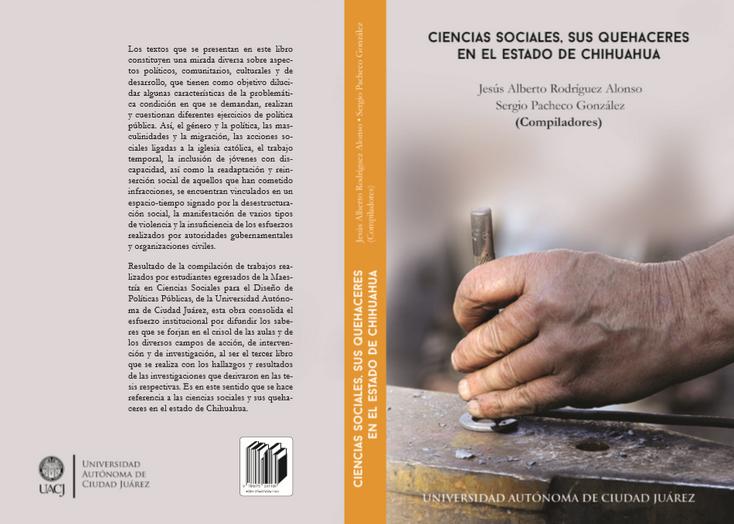 """Comentan el libro: """"Ciencias Sociales, sus quehaceres en el Estado de Chihuahua"""""""
