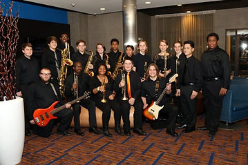 Jazz Group at Jazz in the City 2019