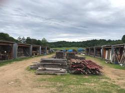 Used Anew Lumber Yard