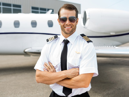 A Letter From The Jet Captain You Want To Work For