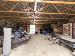 Used Anew Wood Shed