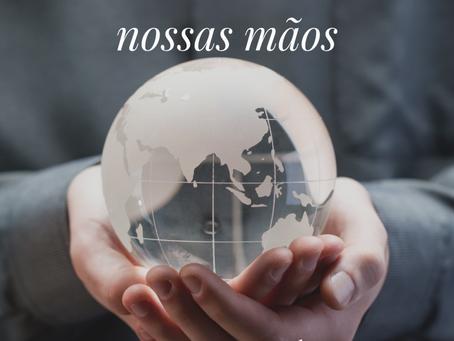 O mundo está em nossas mãos – Katia Di Giaimo
