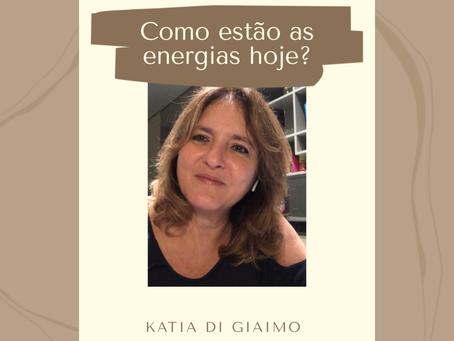 Empatas – Como estão as energias hoje?