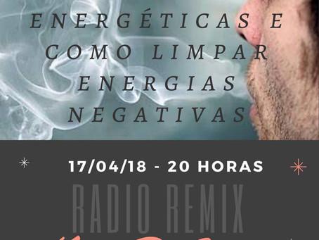 Trocas energéticas | como limpar energias negativas – Kátia Di Giaimo ao vivo na Rádio Remix
