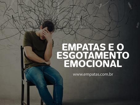 Quando o empata vivencia um esgotamento emocional?