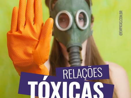 As relações tóxicas estão mais próximas do que imaginamos.