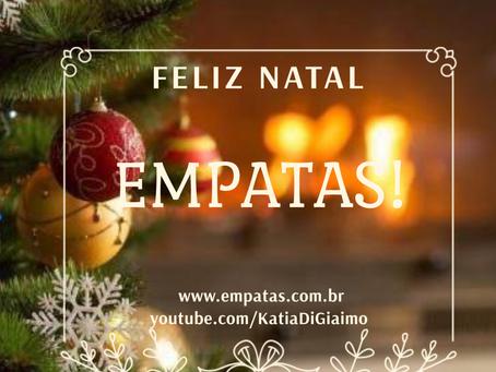 Feliz Natal Empatas – Por Katia Di Giaimo