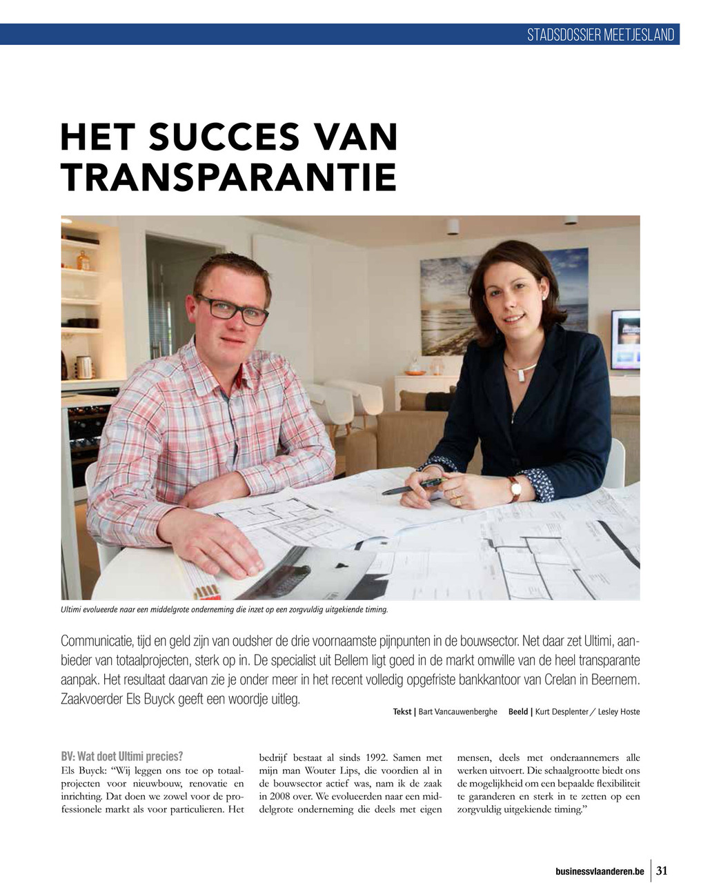 Business Vlaanderen pag1