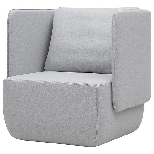 Opera Chair/low backrest