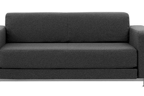 Silver Sofa/Sofa bed