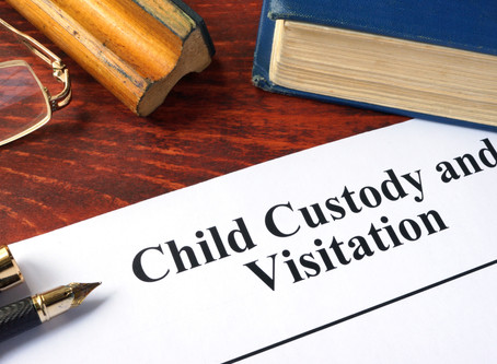 Custody and Parenting Time in Tennessee