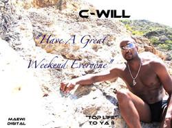 C-WILL121 Visiting Earths Beach
