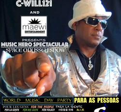 """Music Hero """"WORLD MUSIC PARTY"""""""