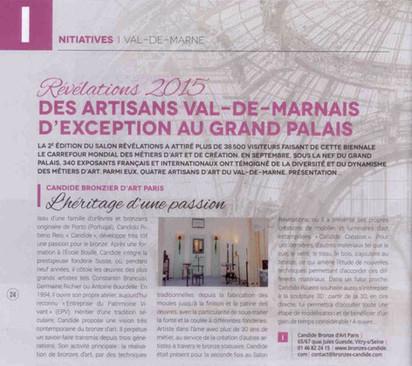 Revue du Val de Marne