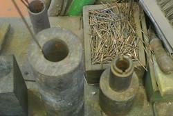 Vue de l'atelier ciselure