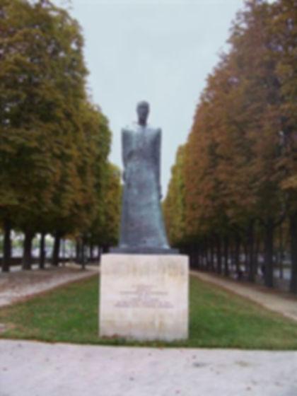 """""""Komitas"""" - Monument Hommage au Génocide Arménien - Paris"""