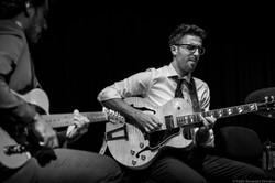 w/ Miguelo Delgado (Guitar) Photo by Pablo Benavent