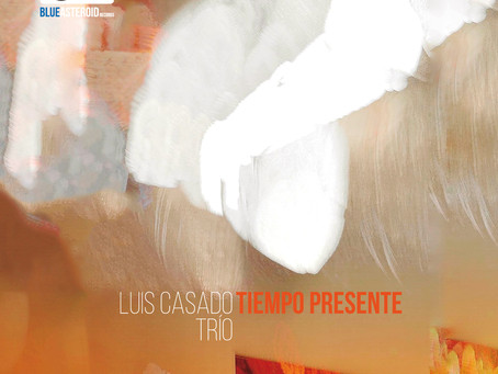 """Tiempo Presente"" ya disponible en Spotify, Apple Music, Youtube Música, Google Play y Deezer"
