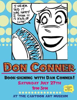 Dan Conner_poster