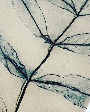 Handmade Botanical wall art