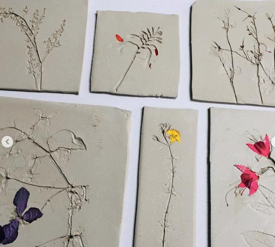 Ceramic Botanist by Louise Condon Designs
