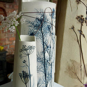 Gardenstyle vases
