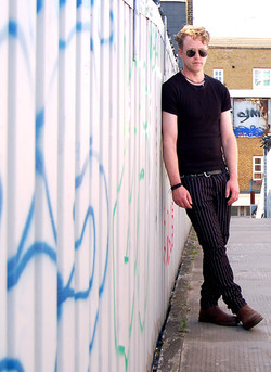 graffiti portraits