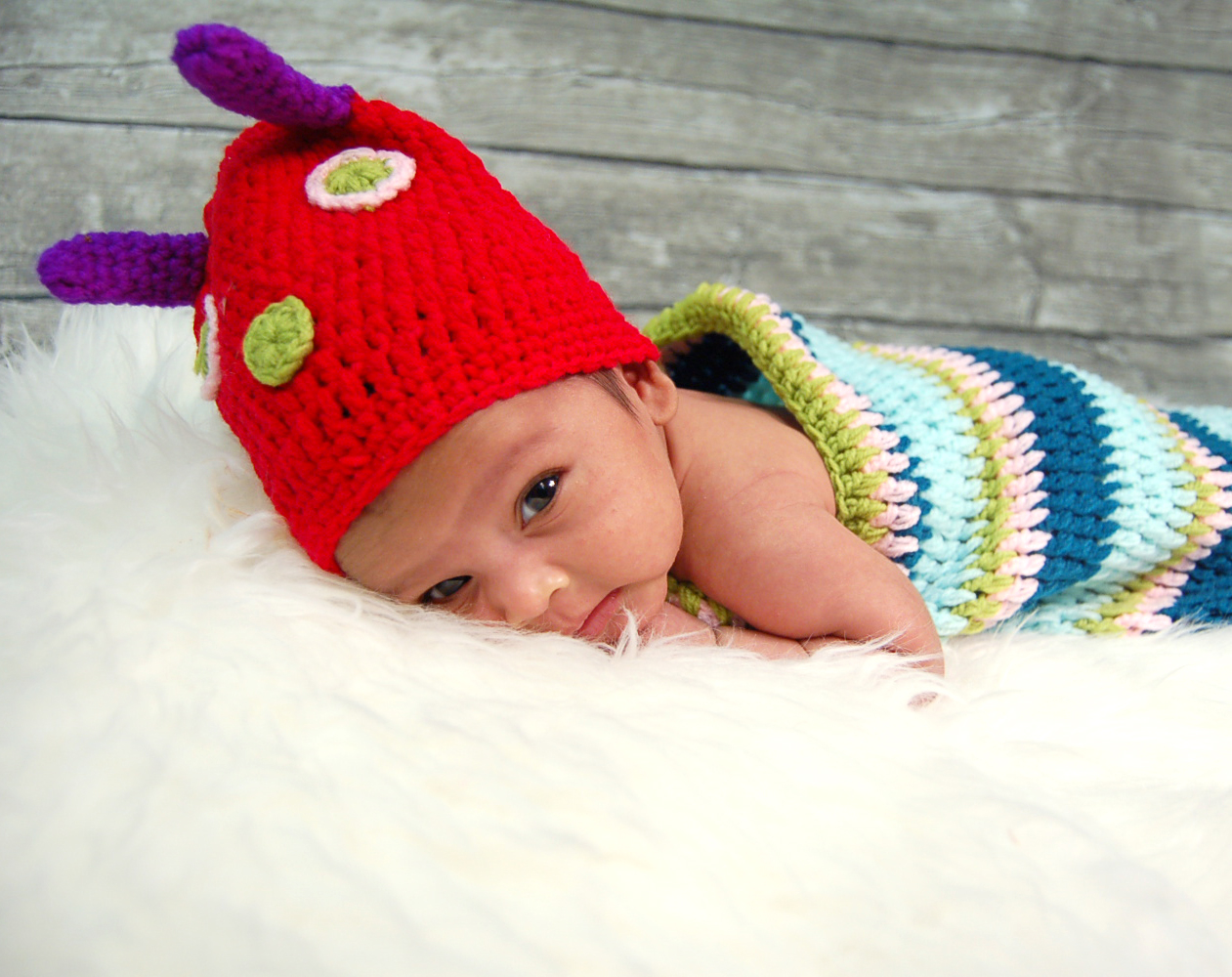 newborn costume photography