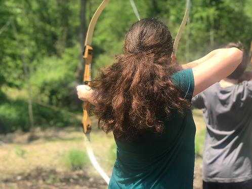 October Morning Archery