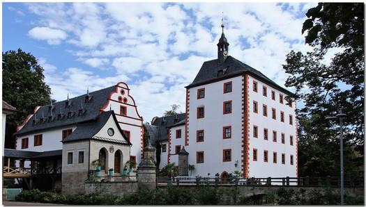 Großkochberg, Schloss Kochberg