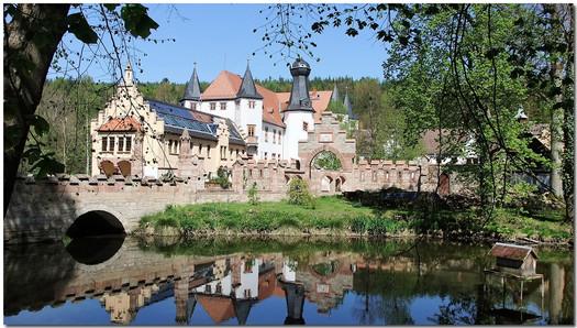 Wasserschloss Wolfersdorf