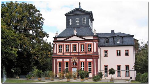 Kaisersaal, Schloss Schwarzburg