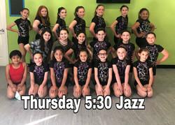 Thursday 5:30 Jazz