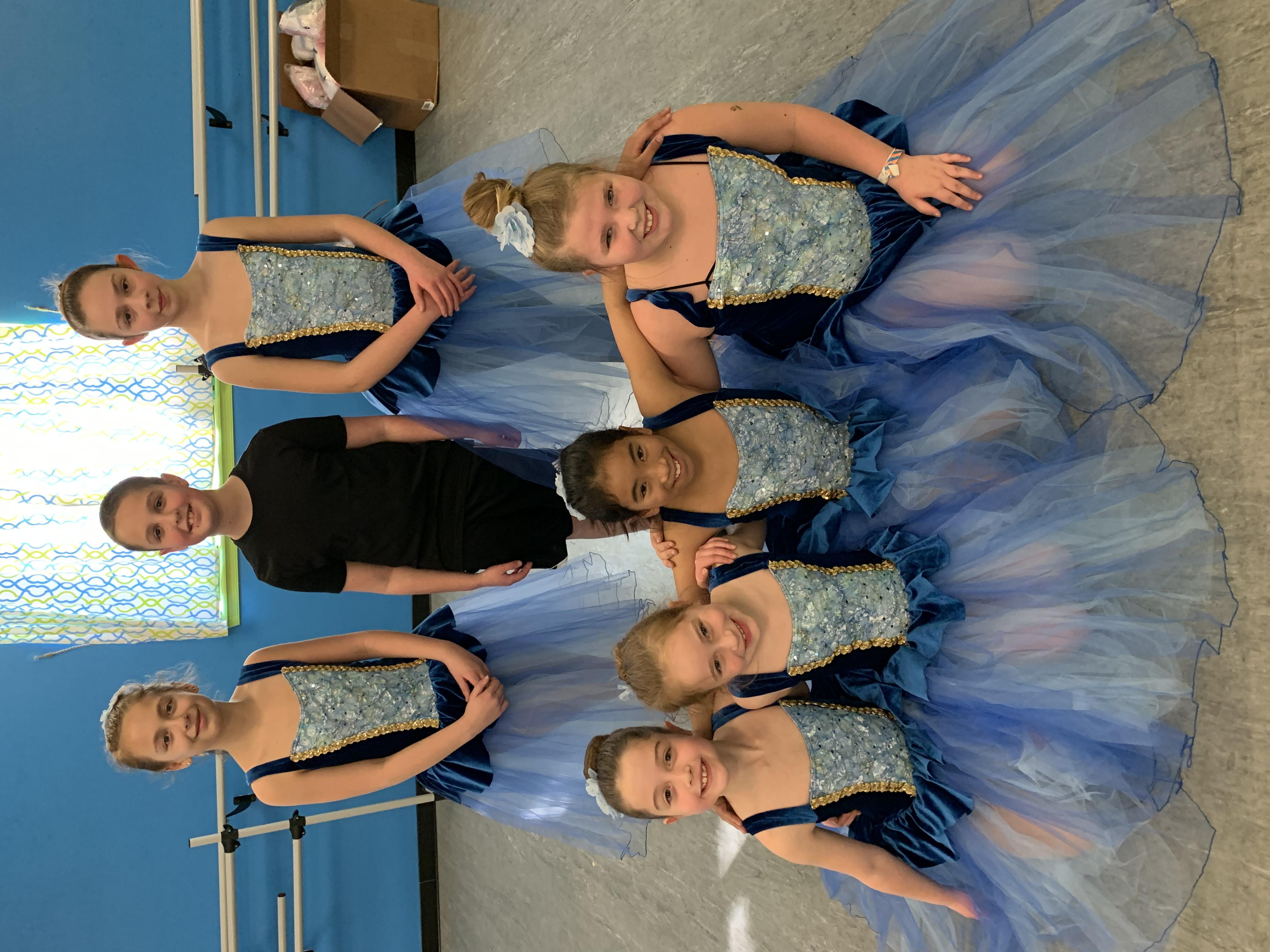 Ballet - Tuesday @ 5:30