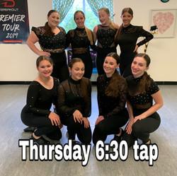 Thursday 6:30 Tap