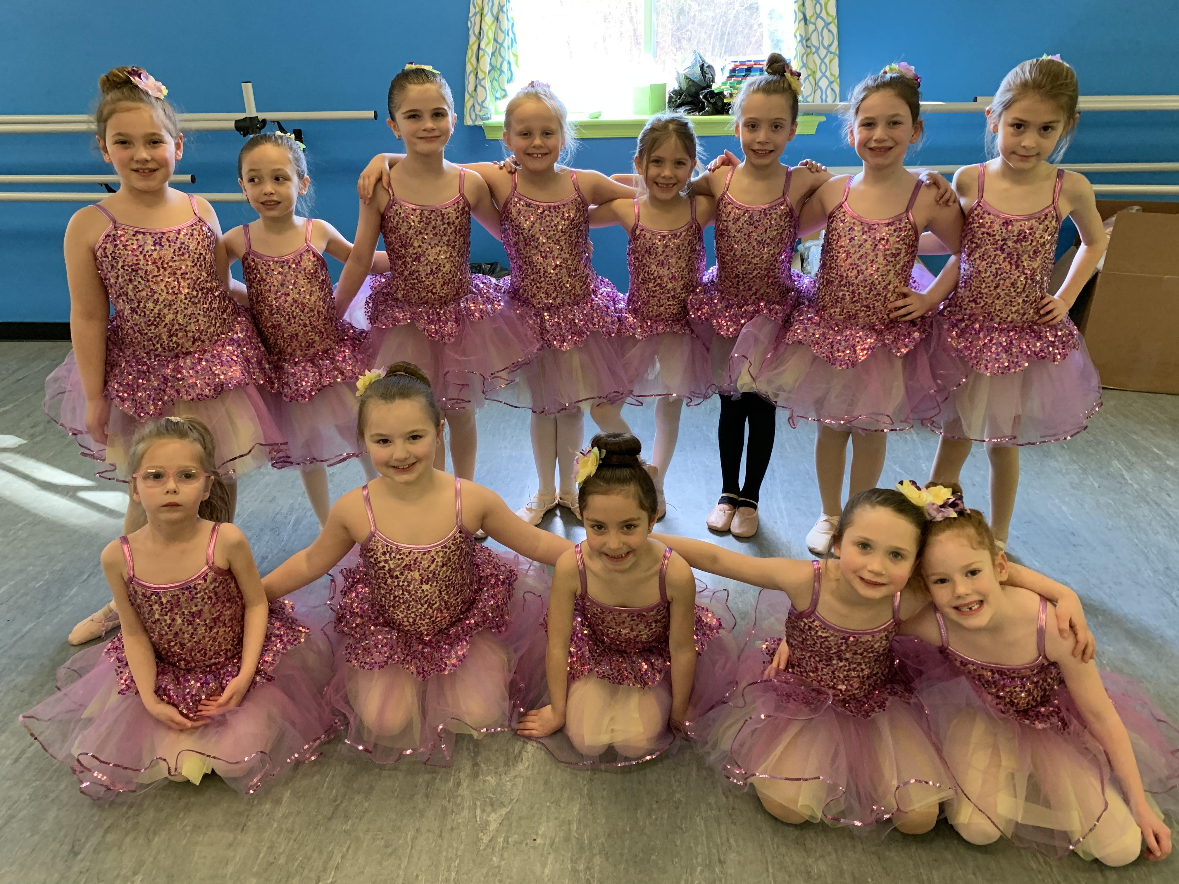 Ballet - Tuesday @ 4:30