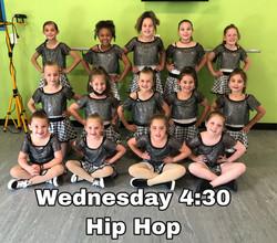 Wednesday 4:30 Hip Hop