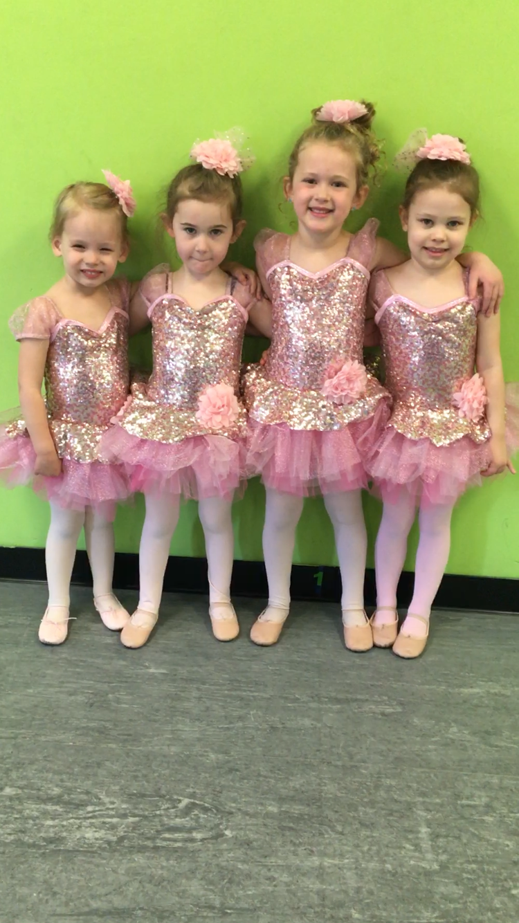 Ballet/Tap - Wednesday @ 1:30